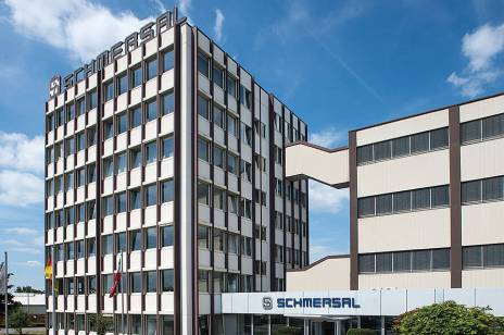 Headquarters of the Schmersal Group